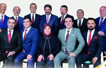 AK PARTİ Seyitgazi skm açılışı ve meclis üyeleri tanıtım toplantısı