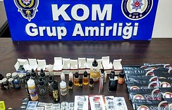 Eskişehir'de kaçakçılıkla mücadele