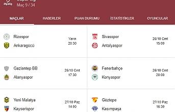 Süper Lig'de 9. hafta heyecanı başlıyor
