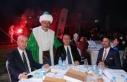 Sivrihisar'da 5 bin kişilik iftar sofraları kuruldu