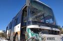 Eskişehir'de halk otobüsü yoldan çıktı: 6...