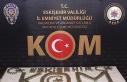 Eskişehir'de piyasaya sahte Euroyu sürmek isteyen...