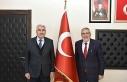Meclis Başkanı Yılmaz'dan Başkan Bozkurt'a...