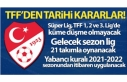 Nihat Özdemir: 'Süper Lig, TFF 1, 2 ve 3. Lig'de...