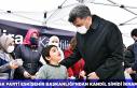 AK Parti Eskişehir Başkanlığı'ndan kandil simidi...
