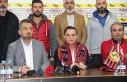 Galatasaray'ın eski futbolcusu Suat Kaya Eskişehirspor'un...