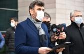 AK Parti Eskişehir'den o isimler hakkında suç duyurusu