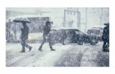 kar yağışı için Meteoroloji'den uyarı