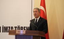 Milli Savunma Bakanı Hulusi Akar Eskişehir'de