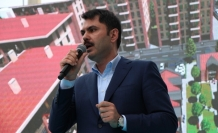 """Bakan Kurum: """"Diyorlar ki biz Kürdistan'a destek vereceğiz, ya bu millet sana izin verir mi?"""""""
