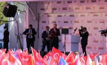Cumhurbaşkanı Erdoğan Eskişehir'de (3)