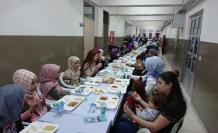 Seyyid Battal Gazi İmam Hatip Ortaokulu ve Esimder'den iftar buluşması