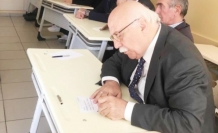 PROF. DR. NABİ AVCI MÜNAZARA TURNUVASINA KATILDI
