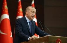Cumhurbaşkanı Erdoğan'dan kısıtlamalar ile ilgili açıklama