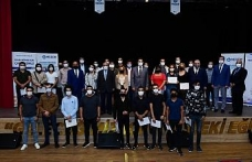 EOSB MEGEM'de 3. dönem mezuniyet heyecanı yaşandı