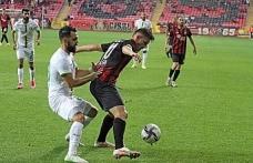 TFF 2. Lig: Eskişehirspor: 0 - Şanlıurfaspor: 0