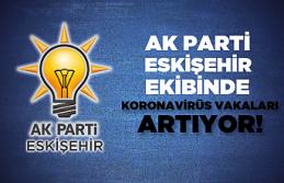 AK Parti Eskişehir ekibinde koronavirüs vakaları...