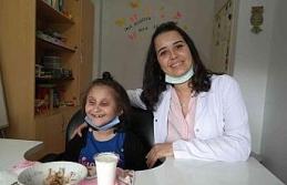 Bu eğitimler sayesinde engelli bireyler evlerine...