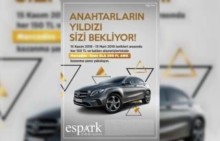 ESPARK'ın yeni yıl hediyesi