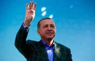 Cumhurbaşkanı Erdoğan Eskişehir'e geliyor