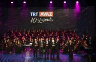 TRT Avaz 10. yılını Nevruz özel yayınıyla Anadolu...