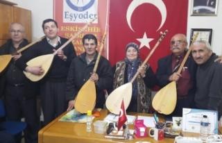 Merhum Sıdıka Yakşi için şiirler yazdılar, türküler...