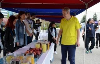 """""""Anadolu Sağlıklı Yaşam İçin Koşuyor"""" etkinliği"""