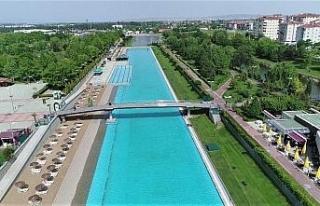 Eskişehir'de deniz sezonu için geri sayım başladı!