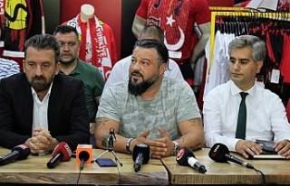 Eskişehirspor'da başkan adayı Osman Taş'tan...