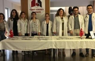 ESOGÜ Hastanesi'nde 'Dünya Astım Günü'...