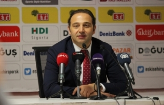 "Fuat Çapa: ""Eskişehirspor'a bugün nefes..."