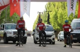 Milli mücadelenin başladığı topraklara bisikletle...