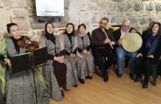 Mim Kemal Öke Eskişehir'de ağırlandı