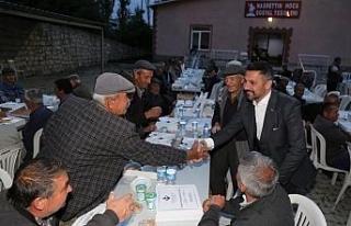 Sivrihisar'da geleneksel iftar programı