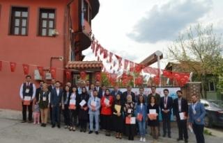 Türk Ocağı Akademisi'nden mezun oldular