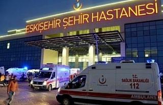Eskişehir Şehir Hastanesi'nin yüksek standartı...