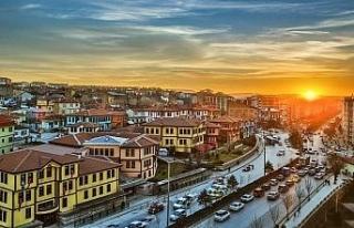 Eskişehir'de turizmin merkezi yine Odunpazarı...