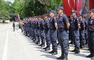 Jandarma Teşkilatı'nın 180'inci kuruluş yıl...