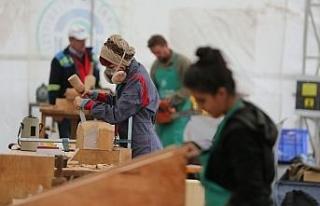 Odunpazarı'nda Ahşap Heykel Festivali başlıyor