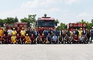 Orman yangın söndürme ekipleri teyakkuzda