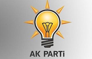AK Parti Odunpazarı Yürütme Kurulu belli oldu!