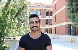Anadolu Üniversitesi'nin düzenini ve yeşilliğini...