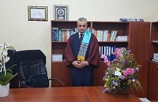 Doç. Dr. Murat Karacasu, 'Profesörlük' ünvanı...