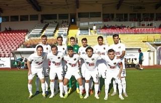 Eskişehirspor 20 yaş ortalaması ile Göztepe karşısında...