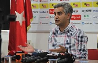 Eskişehirspor yönetiminden eleştirilere sitem