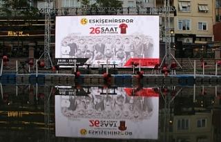 Eskişehirspor'dan büyük 'forma' kampanyası