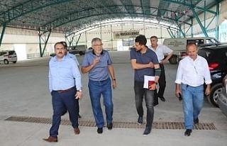 İnönü'de Kurban Bayramı hazırlıkları devam...