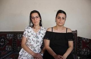 Kendisini öldüresiye döven kocasını mahkemede...