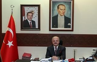 Vali Çakacak'ın 15 Temmuz Demokrasi ve Milli Birlik...
