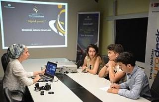 Açıköğretim öğrencilerine Avrupa müjdesi